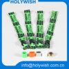 Unterhaltungkundenspezifische WegwerfWristbands mit Tyvek Drucken-Zoll-Firmenzeichen
