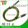 Новый дизайн Популярный двойной 2in1 USB-кабель для передачи данных для телефонов