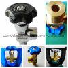 Protectores convenientes de la válvula del cilindro de gas (manijas del cilindro de gas)