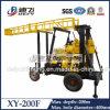 X-Y200f試錐孔の井戸の掘削装置機械--200m Depth