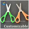 La cubierta plástica de la manija de las tijeras del acero inoxidable Scissors Company/Factory/Manufacturer