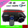 HD DVB-T USB LED 영사기 대만 휴대용에게 텔레비젼 흐르기 (D9HR)