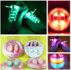 LED Flashing Shoelaces mit Coin Battery