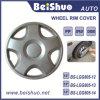 Coperchi lucidi delle protezioni della rotella del bicromato di potassio Premium dell'automobile/mozzo dell'orlo