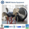 Marine 5 Blades From 300HP aan 3200HP Alloy contra-Rotating Propellers