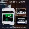 Graveur van de Laser van de hoge Frequentie 3D voor de Prijs van de Machine van de Gravure van het Kristal
