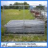 clôture provisoire galvanisée par hauteur de treillis métallique de maillon de chaîne de 6FT