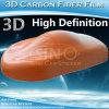 Transport gratuit 3D Carbon Fiber Car Wrap Film Color Vinyl