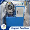 高品質のホースのひだ付け装置はCrimpring安い機械を機械で造る