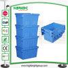 تخزين بلاستيكيّة حمل بلاستيكيّة مع غطاء