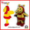 Do presente corporativo da promoção da abelha brinquedo macio enchido costume do luxuoso da mascote