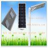 高品質の統合された太陽街路照明システム