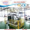blaue vertikale Wasser 220L Tandk Blasformen-Maschine
