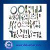 Kundenspezifisches Aluminiumblech, das lochende Teile stempelt