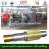 Heißer Verkaufs-Gummireifen-Zerkleinerungsmaschine-/Gummireifen-Reißwolf/Gummireifen, der Maschine aufbereitet