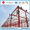 Almacén de almacenaje de la estructura de acero/taller prefabricados