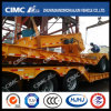 Ultra-Heavy 3axle Lowbed Trailer mit Removable Hydraulic Gooseneck