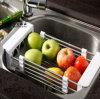 Jiayouxifuの台所の流しの拡張可能な水切りかごの水切りかごJyc-006