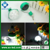 Nueva luz solar portable impermeable de la noche de la lámpara del jardín