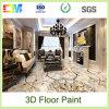 Los mejores productos químicos 3D líquido suelan la pintura, capa de epoxy del suelo