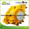 Pompe interurbaine de cambouis de traitement minéral de la distribution de produit de queue de mine d'or