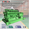 Gerador do biogás para a planta da eletricidade da geração Waste da exploração agrícola