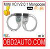 Mini Vci voor de Mongoes Techstream V10.10.018 van Toyota Tis kiezen Kabel uit