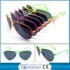 2014 óculos de sol relativos à promoção baratos do metal do estilo novo