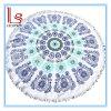 Customed напечатало полотенца пляжа Tassels Mandala полотенца пляжа круглые