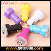Mini chargeur de voyage de chargeur à double accès de la voiture USB