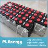 Meer dan 2000 Batterij van de Macht LiFePO4 van het Leven 72V 100ah van de Cyclus van de Keer