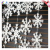 Stringa stereo di caduta del fiocco di neve degli otto Pali