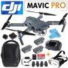 Dji Mavicのプロはえより多くの束、灰色小型携帯用無人機