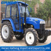 Sale를 위한 Cabin를 가진 4 Wheel Framing Tractor/Agricultural Tractor
