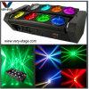 8 10 LED-Spinnen-Träger-Effekt-bewegliche Hauptbeleuchtung