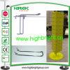 Haken-Doppelt-Drähte Metall/Iron-EuroPegboard