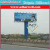 Prisma Trivision Dsiplay Publicidad al aire libre Unipole Billboard Estructura