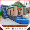 Glissière gonflable commerciale de glissade de tours de parc d'attractions de parc de l'eau