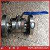 Válvula de bola flotante brida de acero forjado