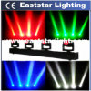 4X10W 4 Head Min LED Moving Bar met CREE
