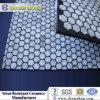 Acero Backed Caucho desgaste de la camisa con la alta calidad de 92% del azulejo óxido de aluminio incrustados en Es