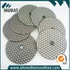 Concrete Granite/Marble를 위한 5 단계 Dry Polishing Pads