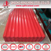 Colorer la feuille en acier ridée de toiture enduite par Galvalume de JIS G3322