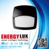Lampe de mur extérieure de la cellule photo-électrique en aluminium DEL de corps d'E-L05b