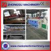 Máquina de Extrduing para a placa da espuma do PVC