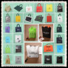 La publicité de Non Woven Shopping Bag Garment Packing pour Promotion