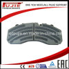 Semi-Metallic пусковая площадка тормоза 29087 тележки 29059 29060