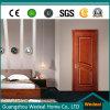 Approvisionnement en bois composé de qualité de porte intérieure de PVC (WDXW-025)