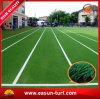 Césped sintetizado del campo de fútbol de la hierba del fabricante más grande
