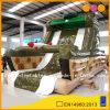 Corrediça de água inflável do tanque para o parque de diversões (AQ09162)